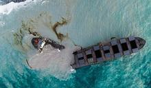 日本貨船於毛里裘斯生態區漏油 旅遊業恐被拖累至少10年