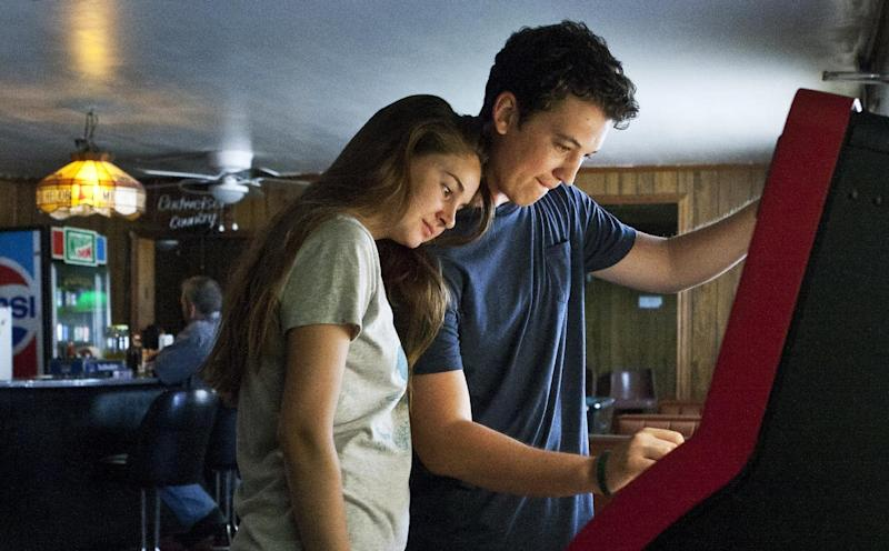 Q&A: Shailene Woodley Returns to Troubled Teen Land for 'The Spectacular Now'