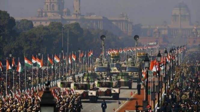 Gawat, India dan Cina Sebentar Lagi Perang