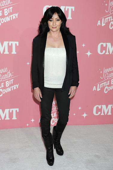 "Jennie Garth's 40th Birthday Celebration & Premiere Party For ""Jennie Garth: A Little Bit Country"""