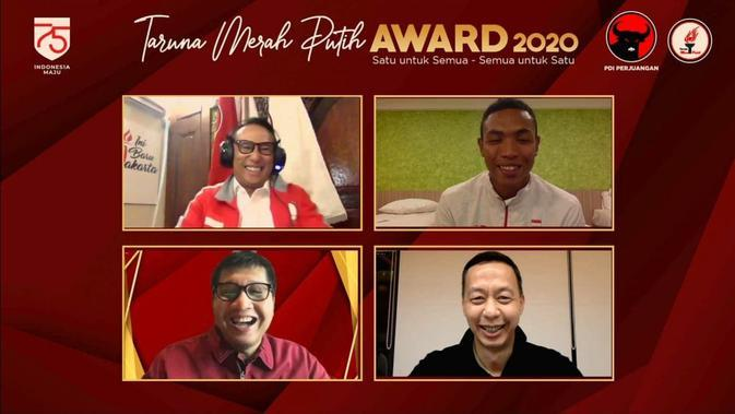 Lalu M Zohri Dapat Penghargaan TMP Award 2020