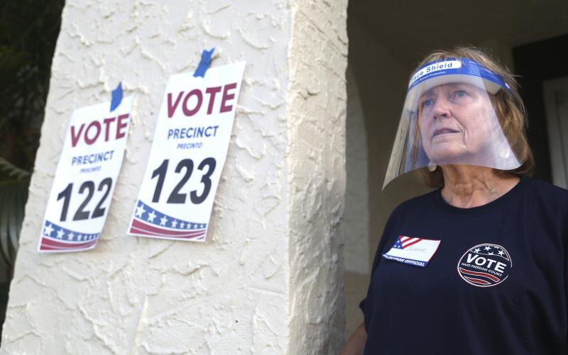 Election 2020 Florida Primary