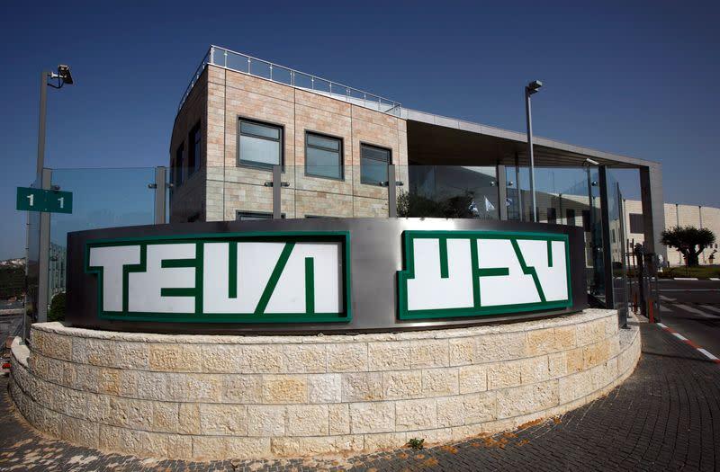 U.S. sues Teva over alleged kickbacks for multiple sclerosis drug