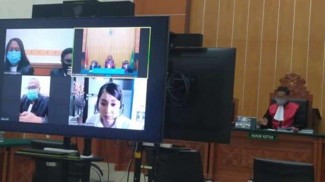 Lucinta Luna Pasrah Divonis Penjara 1,5 Tahun dan Tak Ajukan Banding