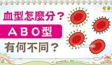 為什麼會有不同血型?