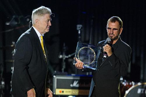 Ringo Starr Honored With a Little Help From His Famous Friends