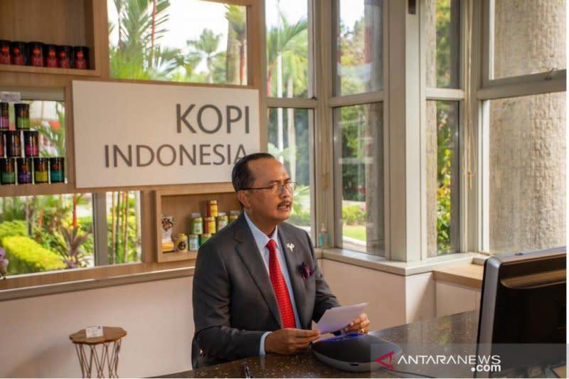 KBRI Singapura luncurkan Indonesia Virtual Showcase