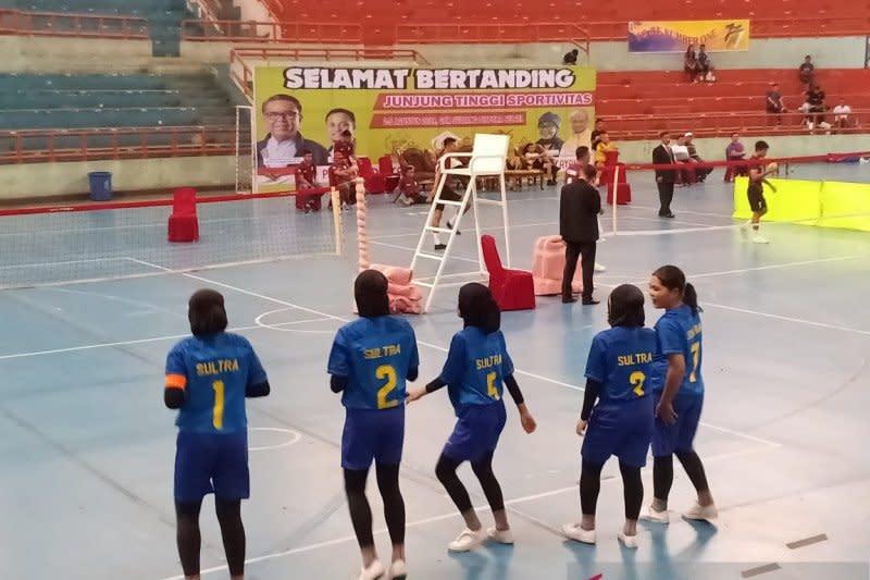 Sultra loloskan 11 cabang olahraga ke PON Papua
