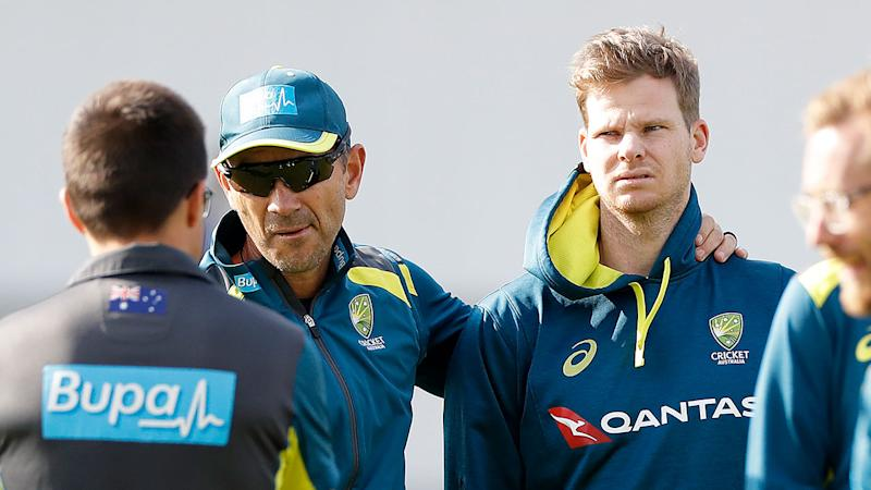 Steve Smith was disappointed to be ruled out of the third Test.