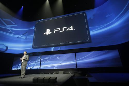 FILE - In this Feb. 20, 2013 file photo, Andrew House speaks at an event to announce the Sony Playstation 4, in New York. The schedule for the 2013 GDC held March 25-29, in San Francisco, illustrates the dramatic changes that have reshaped the gaming industry in recent years, an evolution that's as much about business models as it is about pixels. Sony is angling to reignite developers' enthusiasm with the PlayStation 4. (AP Photo/Frank Franklin II, File)