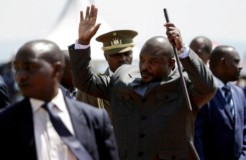 EU parliament condemns rights crackdown in Burundi ahead of 2020 election