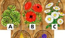 選出最喜歡的花朵 測你下半年擁有哪種「過人好運」?