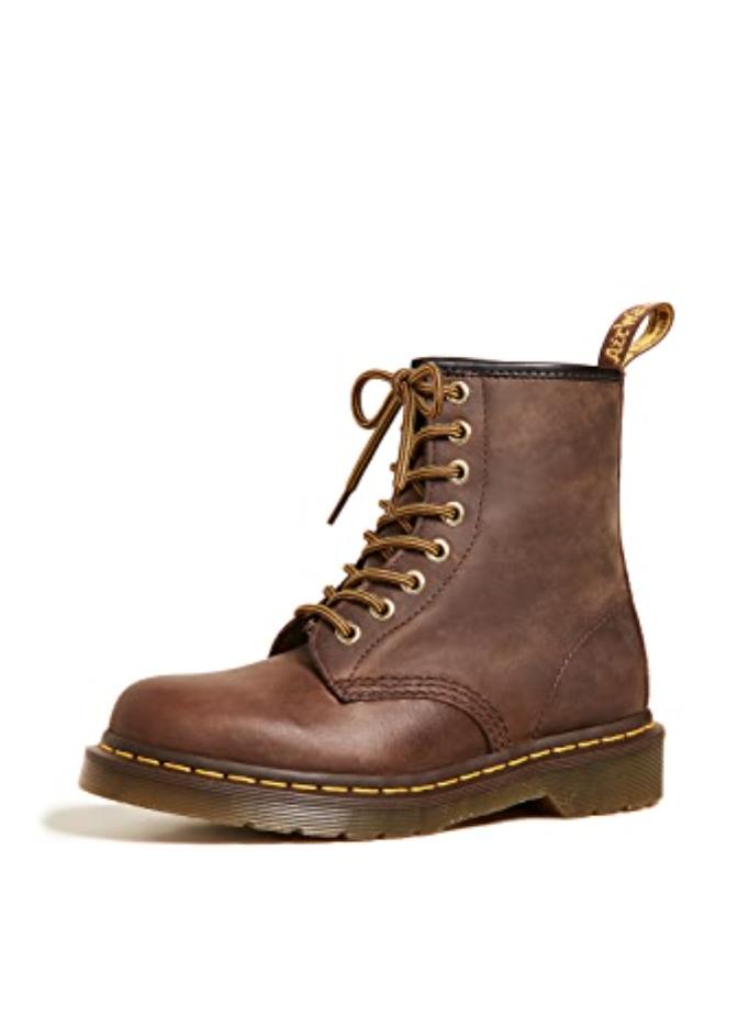 Dr. Martens 1460 8 Eye Boots. Image via Shopbop.