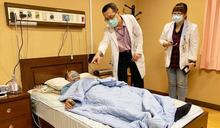 睡不好恐增失智風險 高醫智慧病房助改善睡眠品質