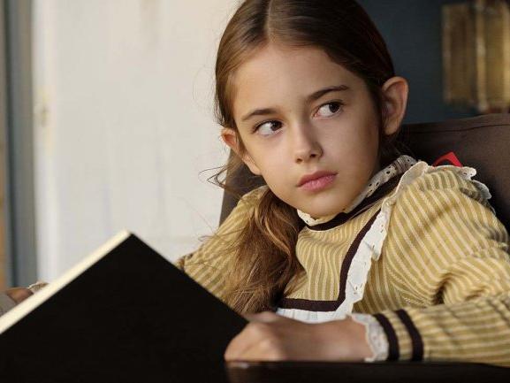 《從前,有個好萊塢》的 Julia Butters (2009)