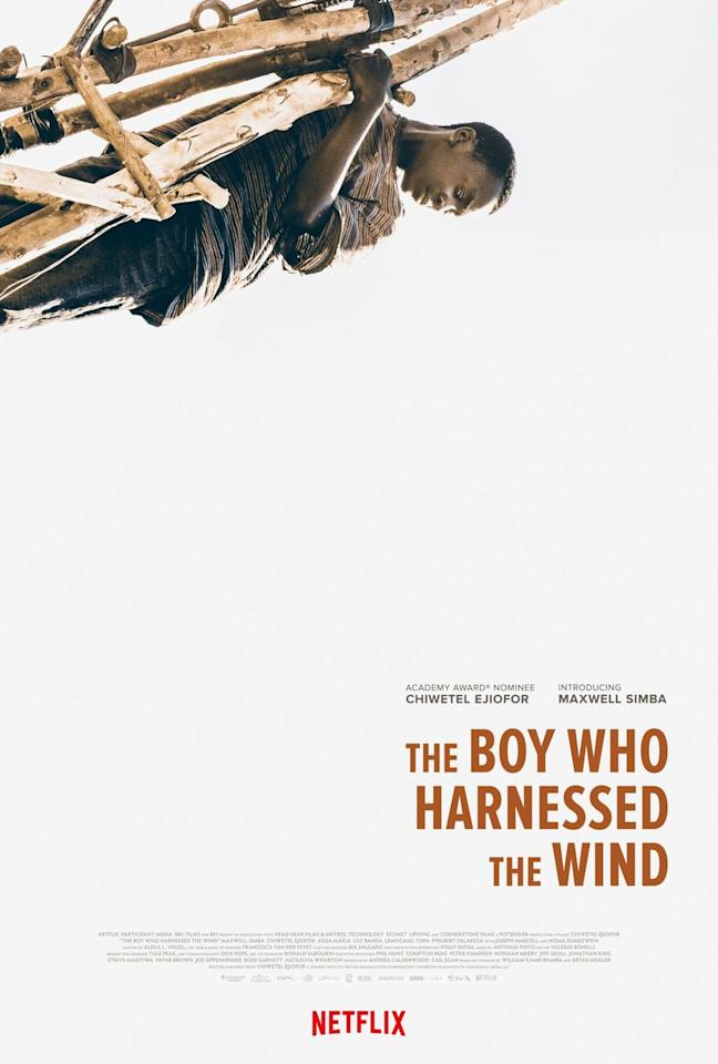 """<p><a class=""""body-btn-link"""" href=""""https://www.netflix.com/title/80200047"""" target=""""_blank"""">STREAM NOW</a></p><p>Based on the true story of William Kamkwamba, this film follows a 13-year-old boy as he comes up with an ingenious way to save his Malawi village from famine. As well as being an uplifting and inspiring story, it's an important reminder that living free from poverty and political unrest should never be taken for granted. </p>"""