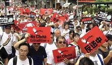 香港禁七一遊行 逾萬警力全天戒備 不排除封維園