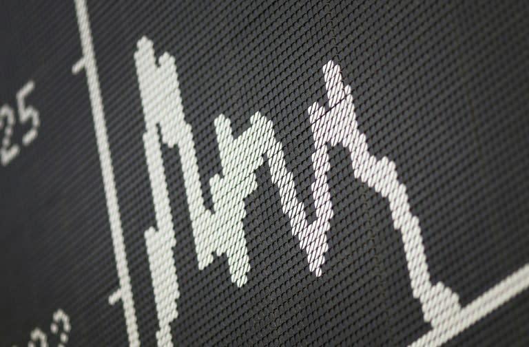 Coronavirus fears are keeping a lid on investor confidence