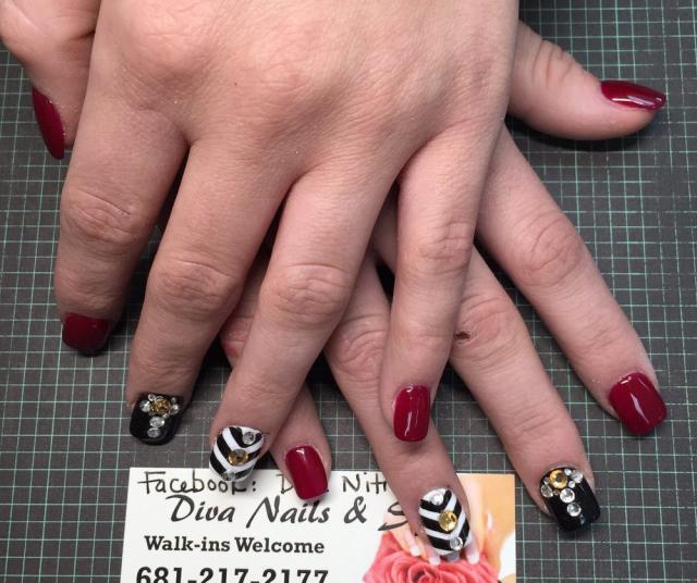 Diva Nails & Spa in Nitro | Diva Nails & Spa 12 Bank St, Nitro, WV ...