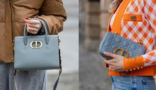 丹寧藍、天空藍色好夢幻!2021 年要買的粉色 Dior 手袋