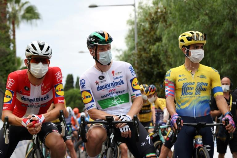 Hope and expectation as Tour de France starts in virus shadow