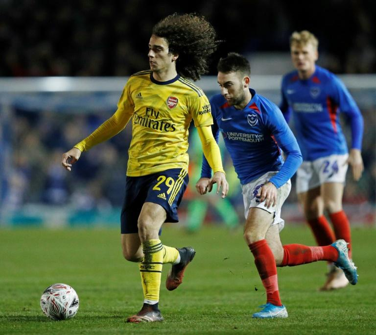 Arsenal midfielder Guendouzi joins Hertha Berlin on loan