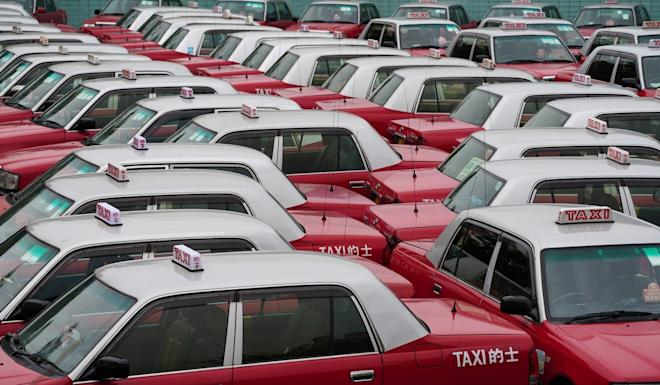 Uber's operations in Hong Kong have faced a strong resistance from the local taxi industry. Photo: Robert Ng