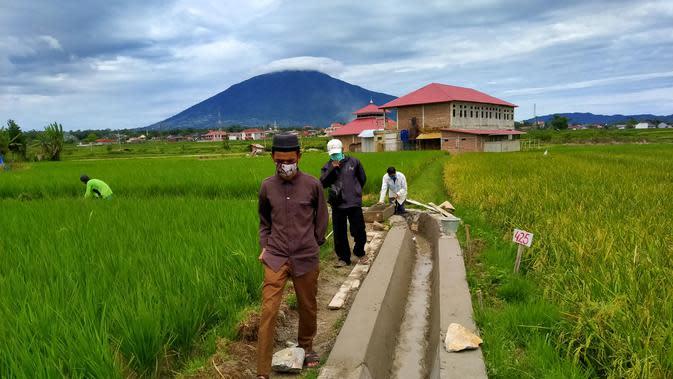 P3TGAI di Sumatera Barat