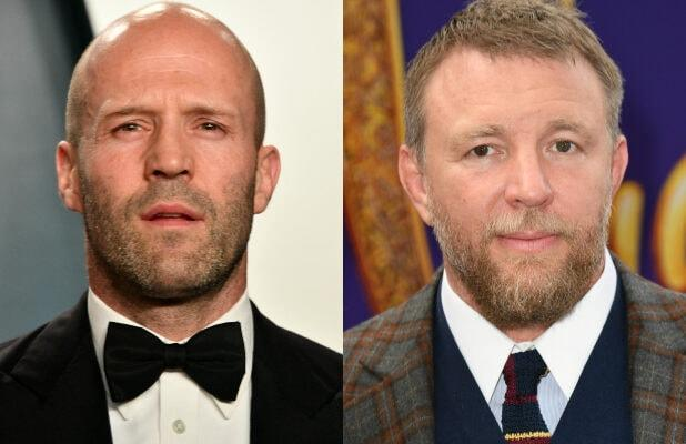 Jason Statham, Director Guy Ritchie Reunite for Globetrotting Spy Thriller 'Five Eyes'