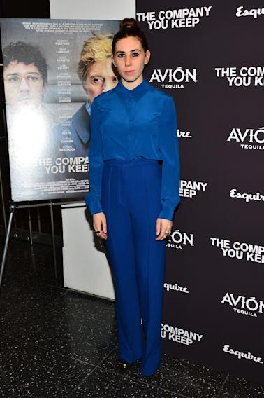 """""""The Company You Keep"""" New York Premiere - Inside Arrivals"""