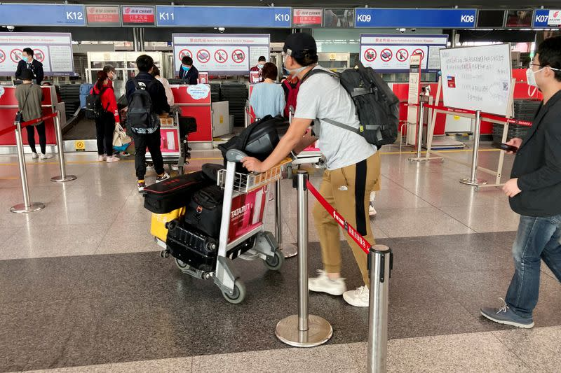 Travellers rejoice, flight bookings surge as China's capital relaxes curbs