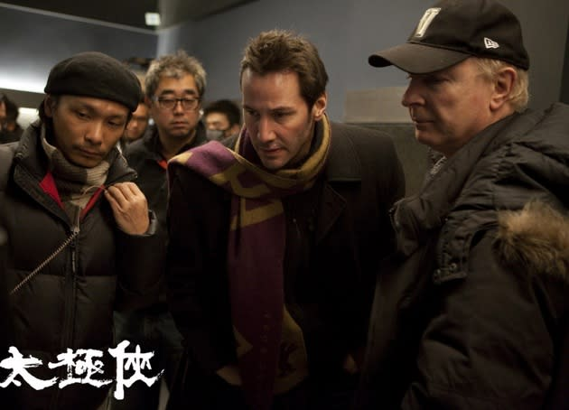 WATCH: 'Man Of Tai Chi' Trailer − Keanu Reeves Is The One Who Directs
