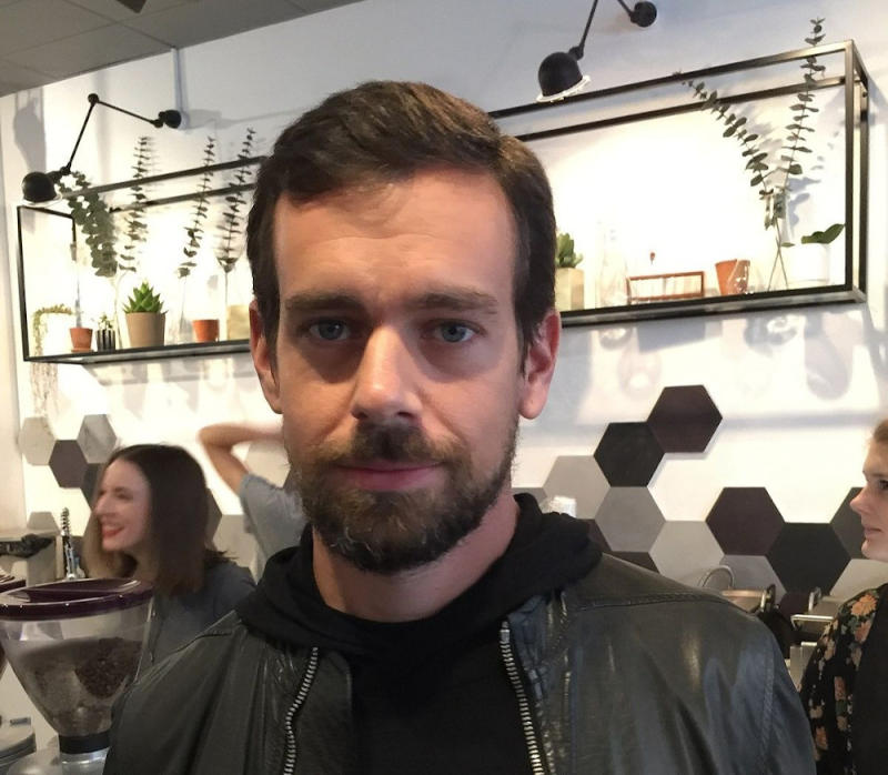 Jack Dorsey is using his own personal wealth to help underprivileged communities. — Picture by Facebook/JackDorsey