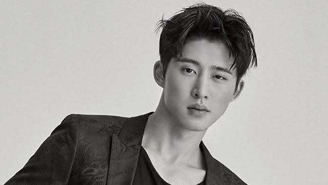 Kim Han Bin alias B.I mantan leader iKON (Sumber: Allkpop)
