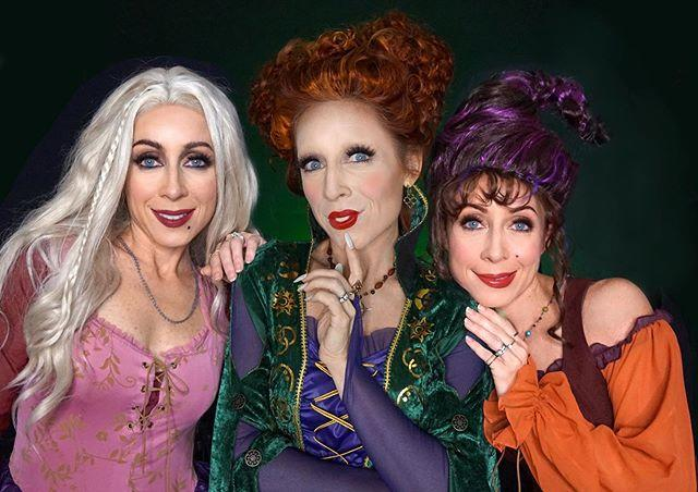 """<p>Celebrate everyone's favorite sister-witch trio with these makeup looks—and, of course, the best <a href=""""https://www.countryliving.com/shopping/news/g4786/hocus-pocus-costume-collection/"""" target=""""_blank"""">Hocus Pocus Halloween costume ideas</a>.</p><p><a class=""""body-btn-link"""" href=""""https://www.amazon.com/Spirit-Halloween-Winifred-Wig-Deluxe/dp/B0728DQ8YD/?tag=syn-yahoo-20&ascsubtag=%5Bartid%7C10050.g.34196559%5Bsrc%7Cyahoo-us"""" target=""""_blank"""">SHOP WINIFRED SANDERSON WIGS</a></p><p><a href=""""https://www.instagram.com/p/B3pIq5aFYP0/?utm_source=ig_embed&utm_campaign=loading"""">See the original post on Instagram</a></p>"""