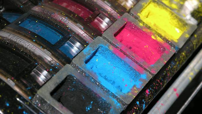 Tinta toner (sumber: Pixabay)