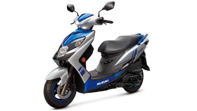 Skutik Terbaru Suzuki Tembus Rp 38 Jutaan, Apa Istimewanya?