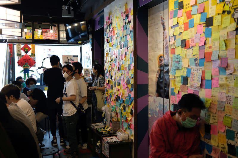 Toko-toko pro-demokrasi Hong Kong cemaskan undang-undang keamanan baru China