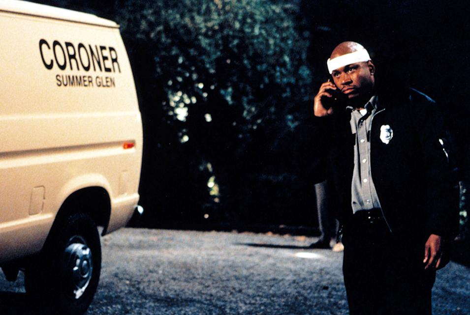 """LL Cool J in """"Halloween H20: 20 Years Later"""""""
