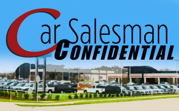 Car salesman confidential: don't parachute your trade-In