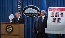 美國司法部起訴中國5名駭客:全球大規模網路攻擊,台灣學府、香港民主人士皆受害