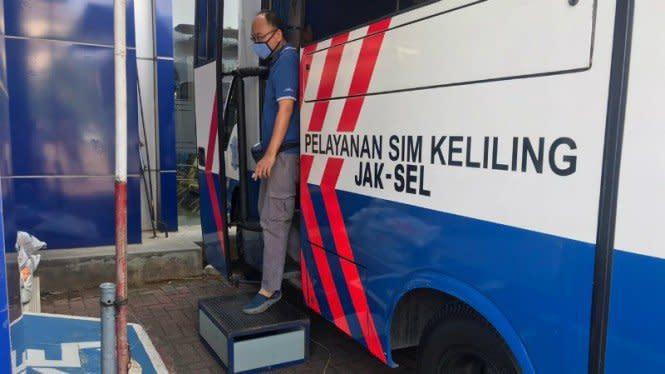 Jadwal SIM Keliling Jakarta, Bekasi, Bogor, Bandung 23 Oktober 2020