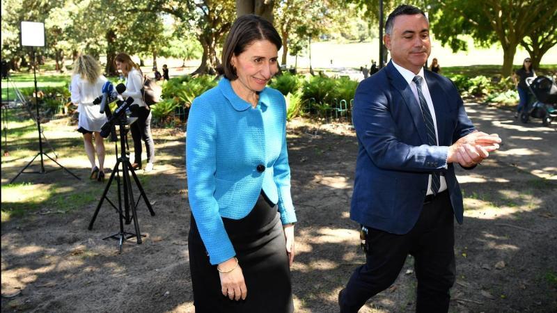 Cabinet shuffles to NSW regions