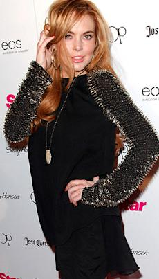 Lindsay Lohan bails out of scheduled Barbara Walters interview