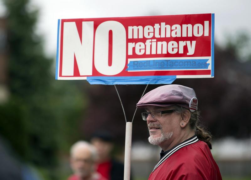 US Methanol Plant Washington State
