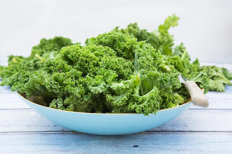 Kale Is One Of The Dirtiest Vegetables According To The Ewg S 2019 Dirty Dozen List