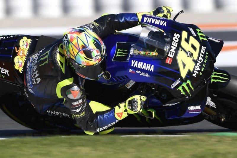 Rossi komentari motor Yamaha 2020 dan kepala kru baru