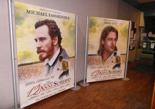 Italian Company Apologizes for Controversial '12 Years a Slave' Poster