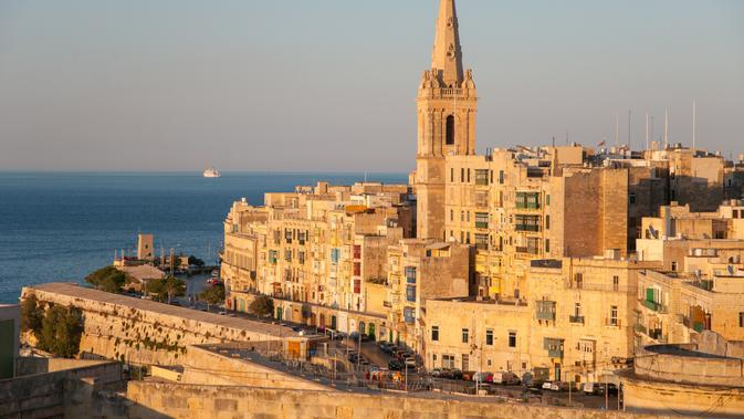 Pulau Malta. (Malta/dok. Alexander)