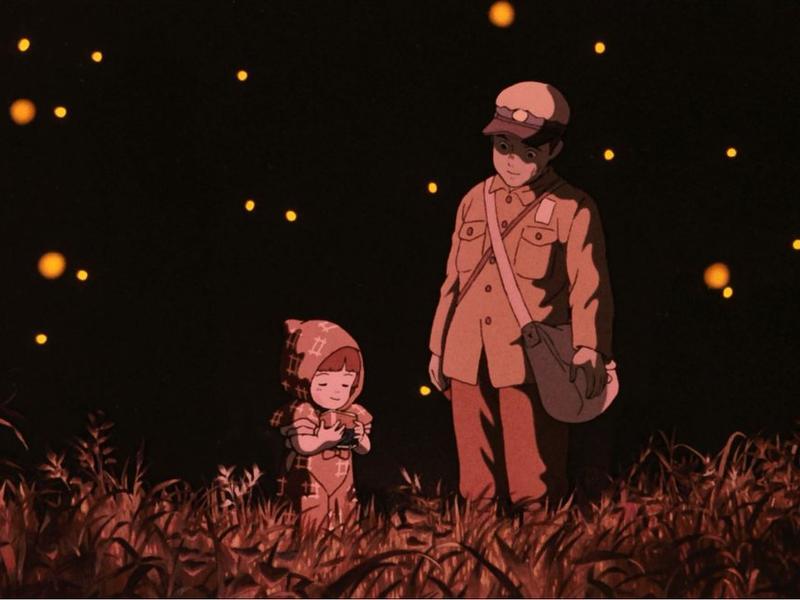《螢火蟲之墓》(1988)